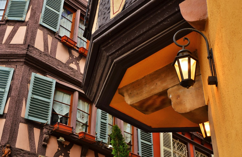 Colorful Colmar, Alsace, France