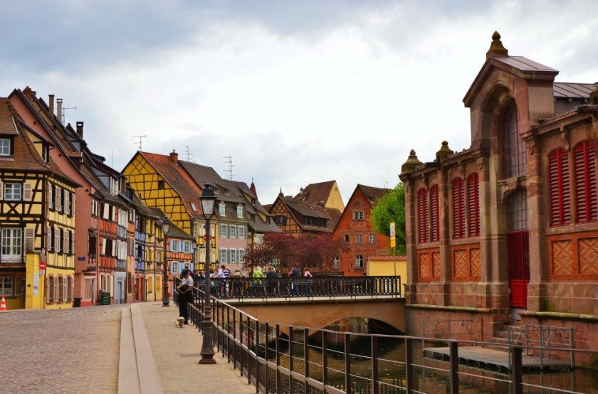 Little Venice, Colmar, Alsace, France