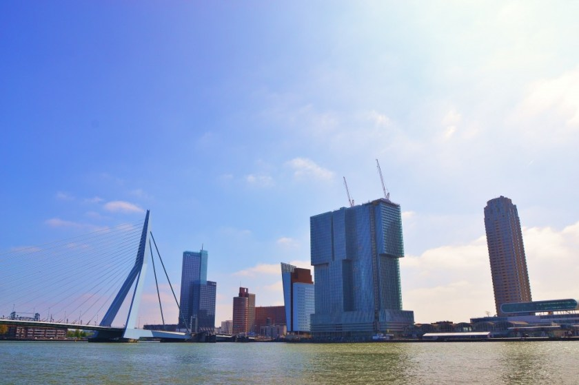 Erasmusbrug, Rotterdam, The Netherlands