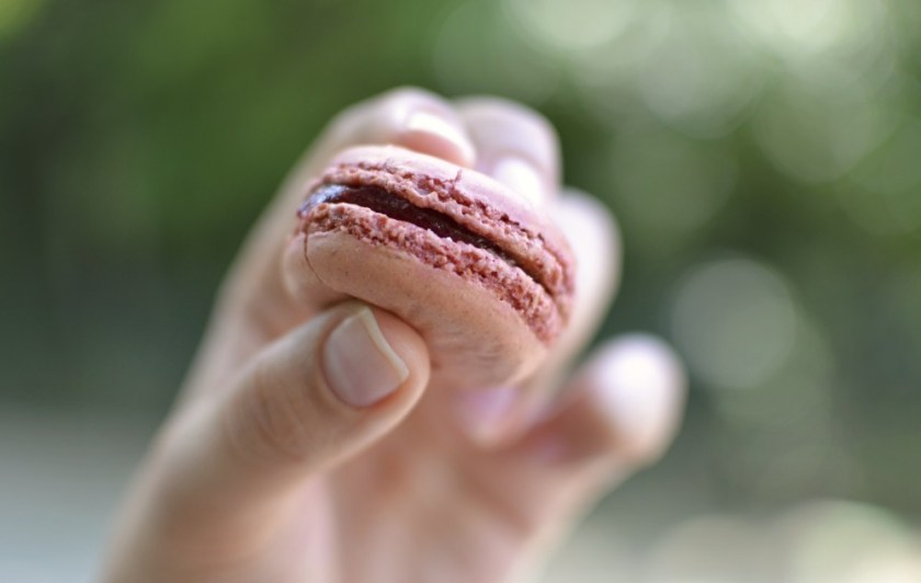 Macaron in Paris, France