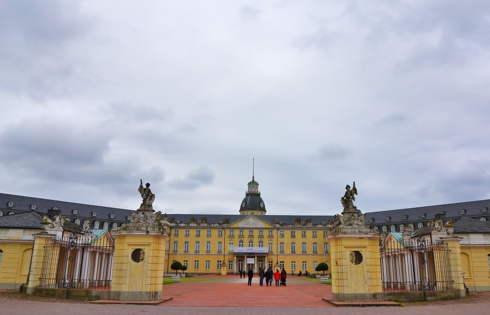 Photo Essay: Baroque (but Beautiful) Karlsruhe