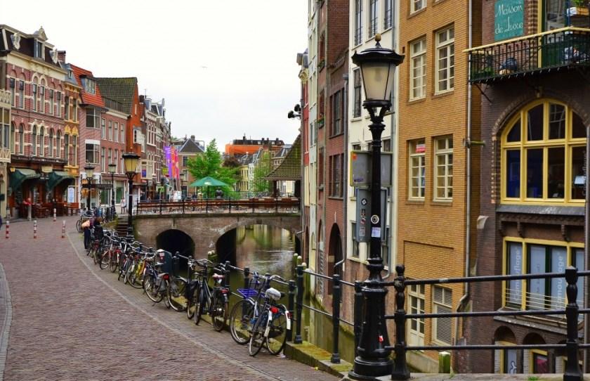 Beautiful Utrecht, The Netherlands