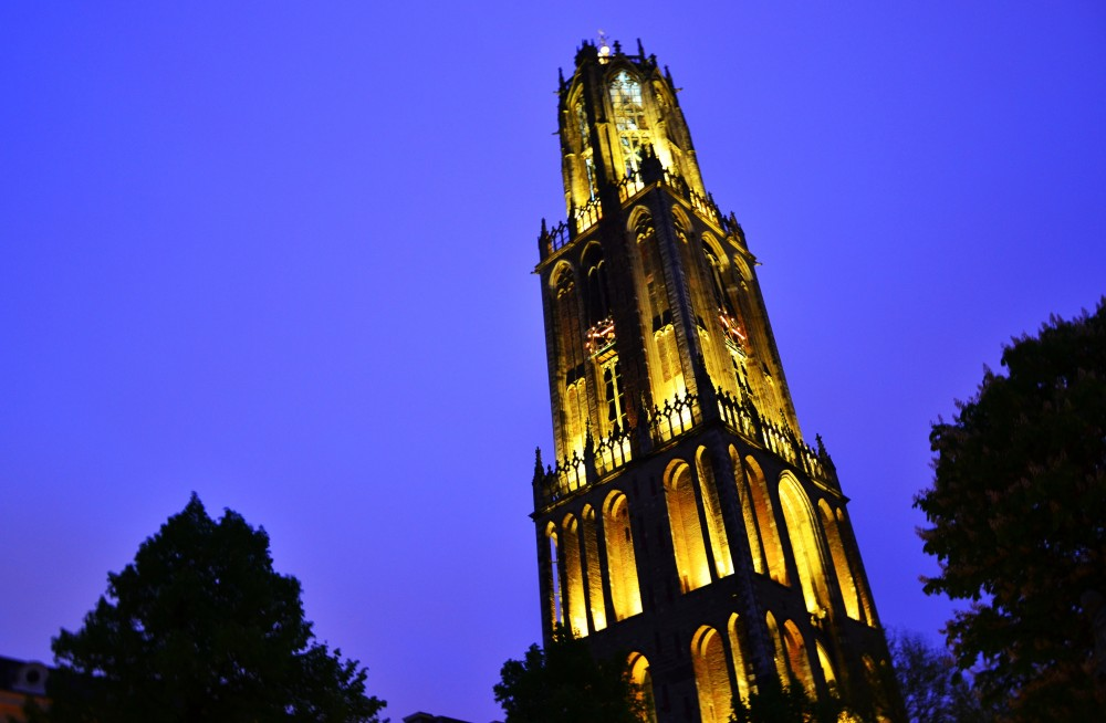 Utrecht's Amazing Illumination Festival