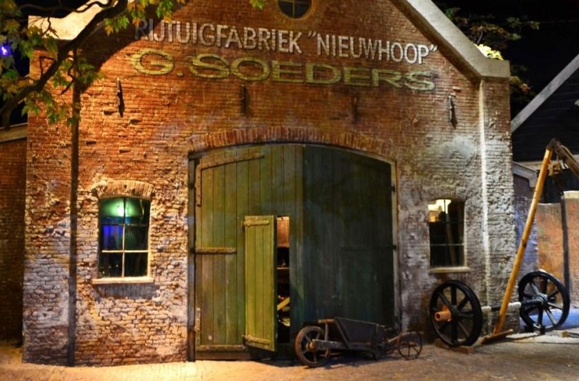 Het Spoorwegmuseum, Utrecht, Holland