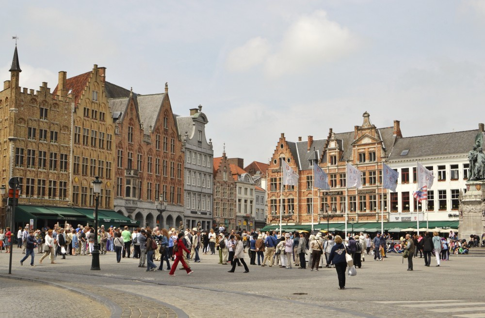 A Birthday in Bruges