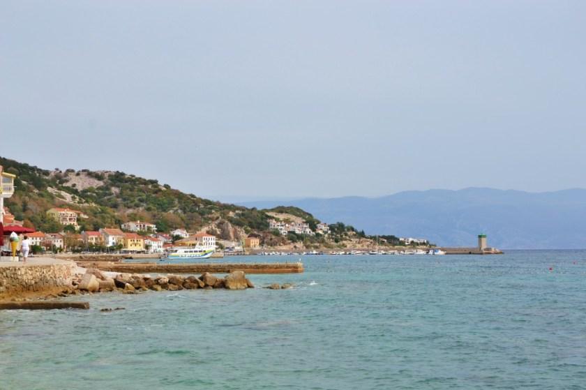 Baška, Island of Krk, Croatia