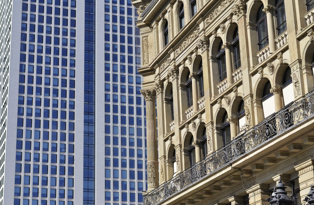 Architecture of Frankfurt, Germany