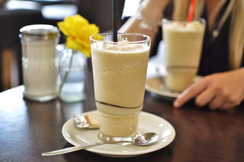 Iced latte, Gießen, Germany