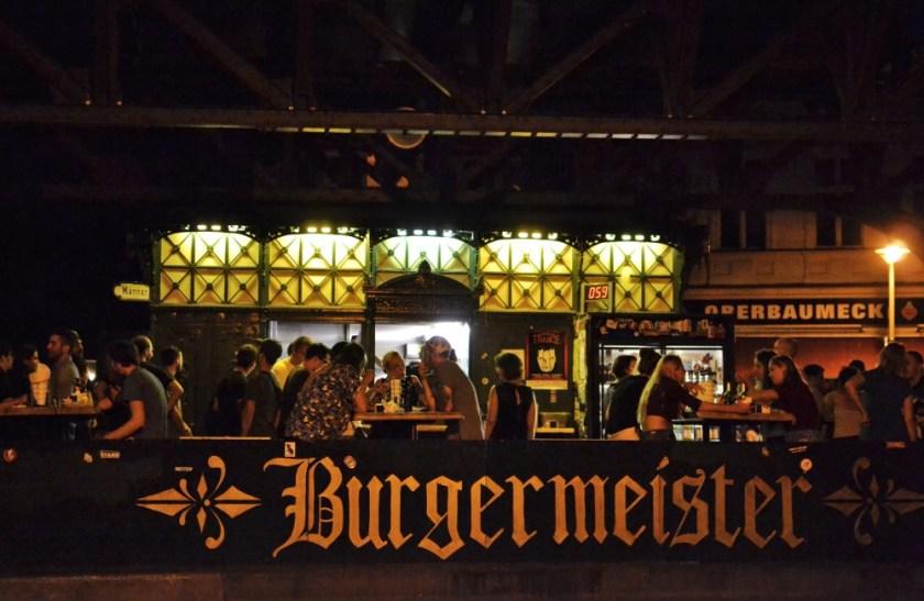 Burgermeister, Kreuzberg, Berlin