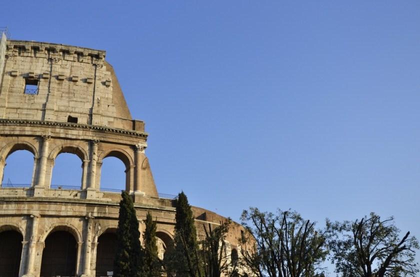 The Coliseum, Rome, Italy