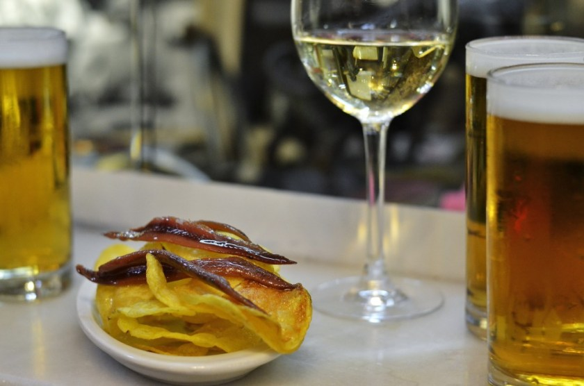Tapas Food Tour in Madrid, Spain