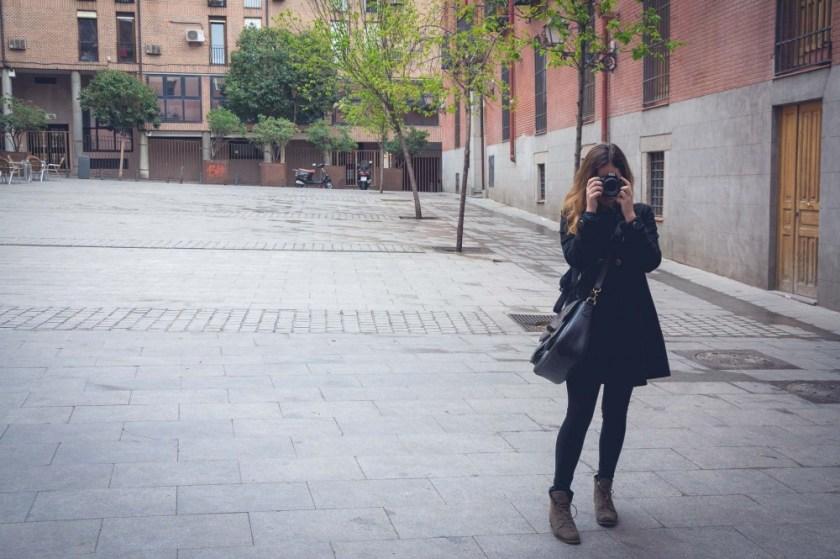 Ashley of Ashley Abroad in Madrid, Spain