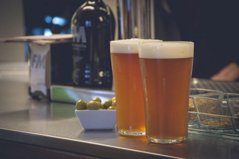Craft beer in Madrid, Spain