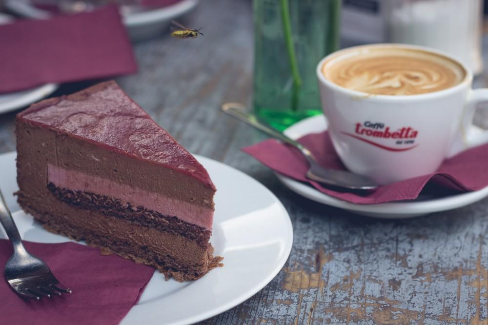 Coffee in Berlin, Germany