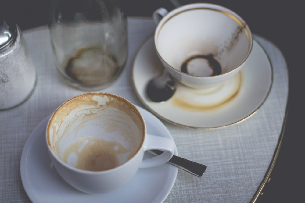 Coffee in Hannover, Germany