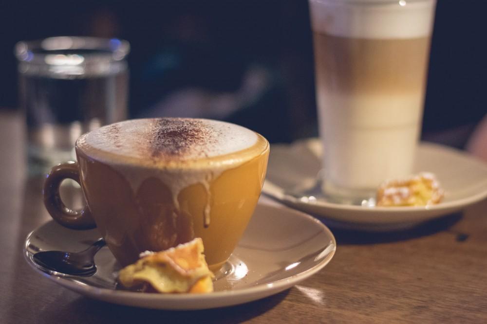 Coffee in Gießen, Germany