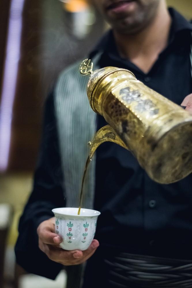 Coffee in Jordan