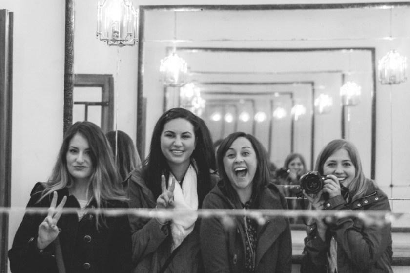 #GirlsDoneMAD in Madrid, Spain