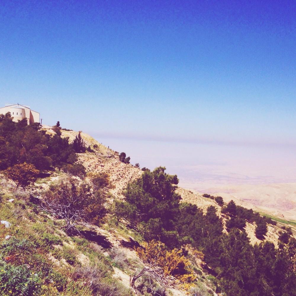Mount Nebo, Madaba, Jordan