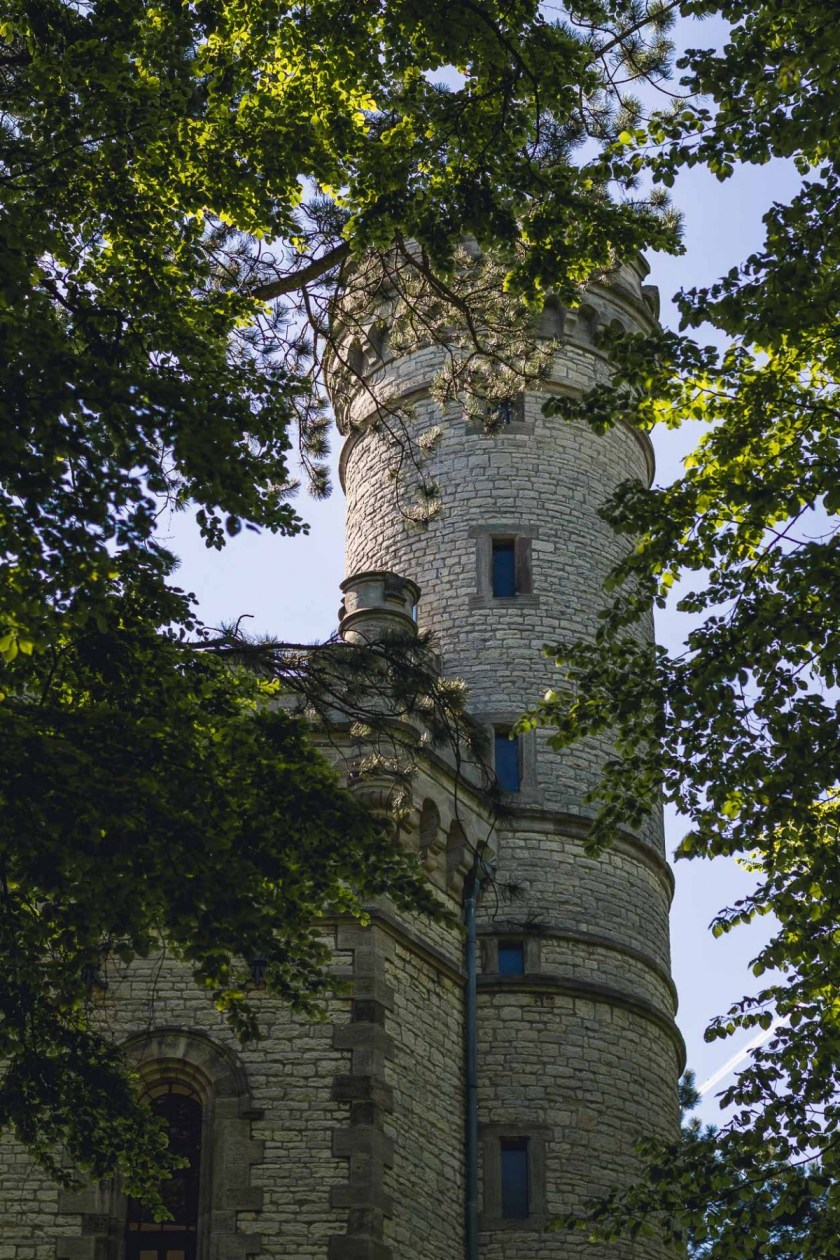 Bismarckturm in Göttingen, Germany