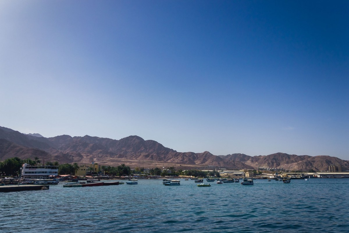 Tala Bay, Red Sea, Jordan