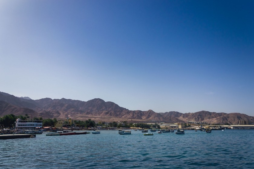 Tala Bay, Red Sea, Jordan