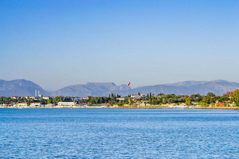 Side, Turkish Riviera, Turkey