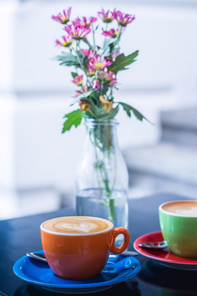 Coffee in Hamburg