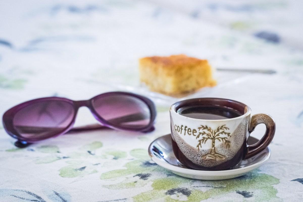 Coffee in Madaba