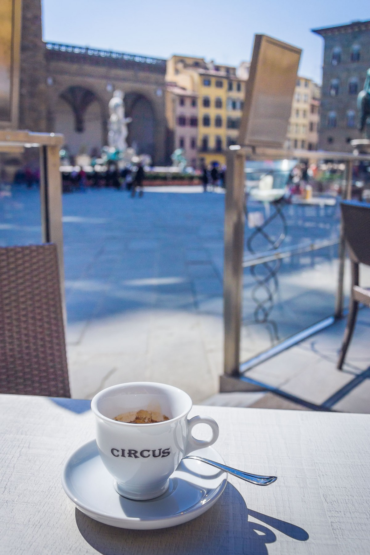 Coffee in Florence