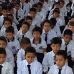 Escuela Sai Bahia - Janmastami 90 - 2015
