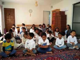 Mindful School in Samadhi Buddhist Vihara