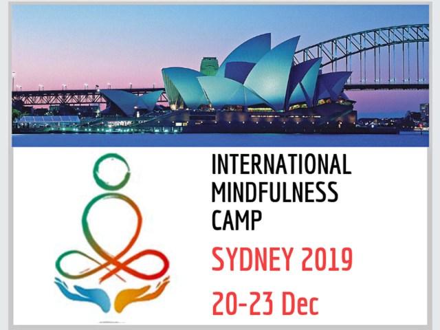 International Mindfulness Camp Sydney 2019