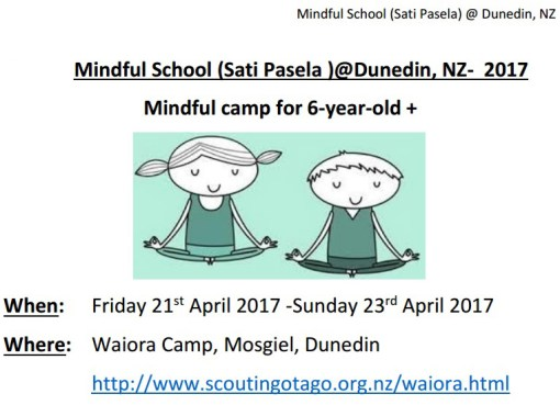 Mindfulness Camp in New Zealand