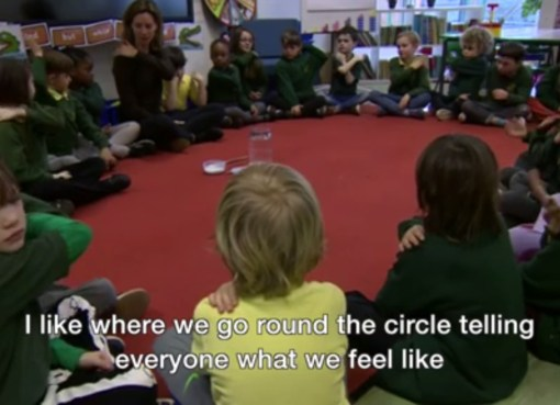 Mindfulness in UK schools