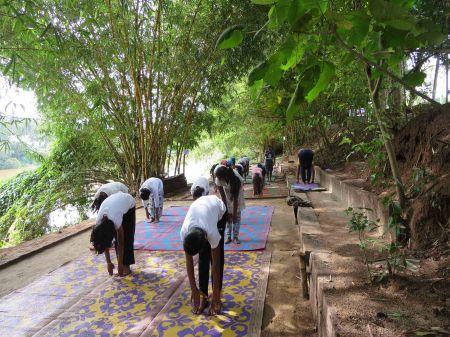 Inaugural Sati Pasela Mindfulness Camp @ Bomiriya, Kaduwela (16)