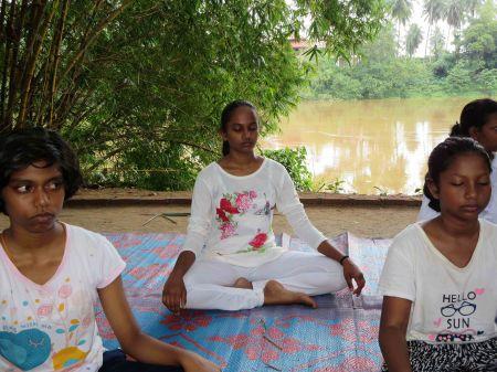 Inaugural Sati Pasela Mindfulness Camp @ Bomiriya, Kaduwela (35)