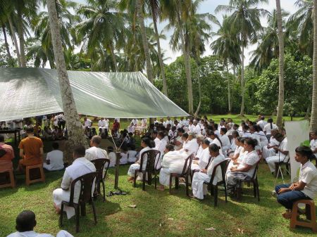 Inaugural Sati Pasela Mindfulness Camp @ Bomiriya, Kaduwela (75)