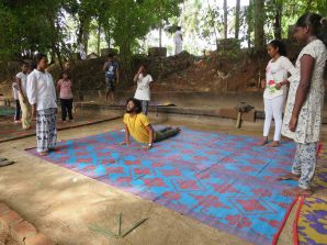 Inaugural Sati Pasela Mindfulness Camp @ Bomiriya, Kaduwela (8)