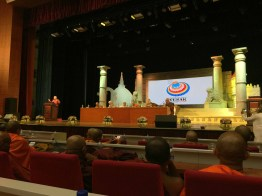 The 14th United Nations day of Wesak (May 12-14) at BMICH Colombo and Kandy (8)