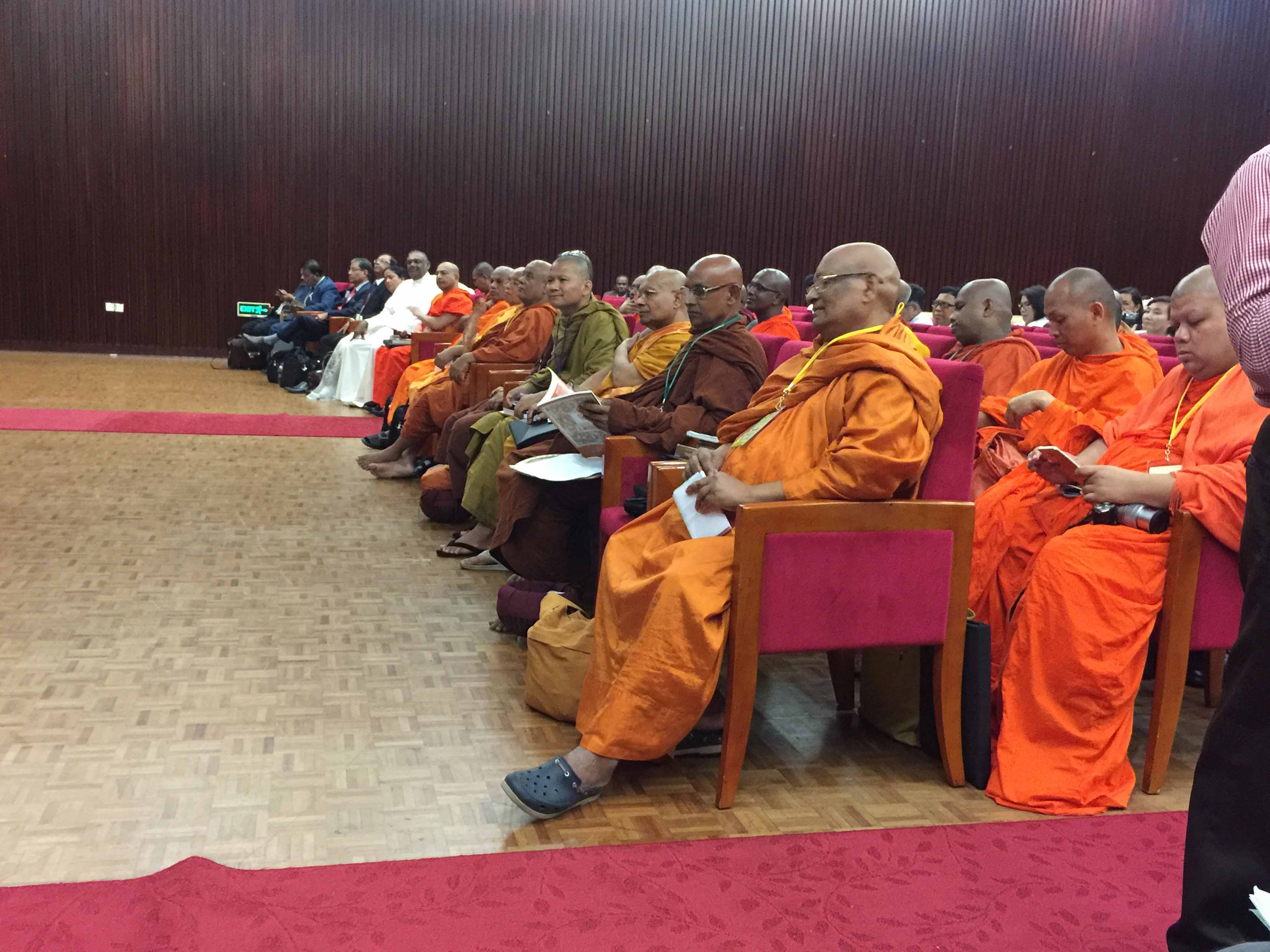 The 14th United Nations day of Wesak (May 12-14) at BMICH Colombo and Kandy (9)