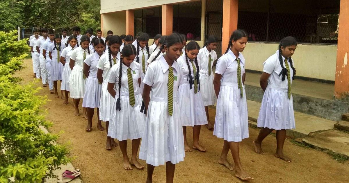 SP Programme at WP GM Meethirigala Kanishta Vidyalaya
