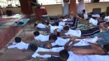 Sati Camp at Meethirigala Kanishta Vidyalaya-yoga session (13)