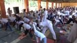 Sati Camp at Meethirigala Kanishta Vidyalaya-yoga session (5)