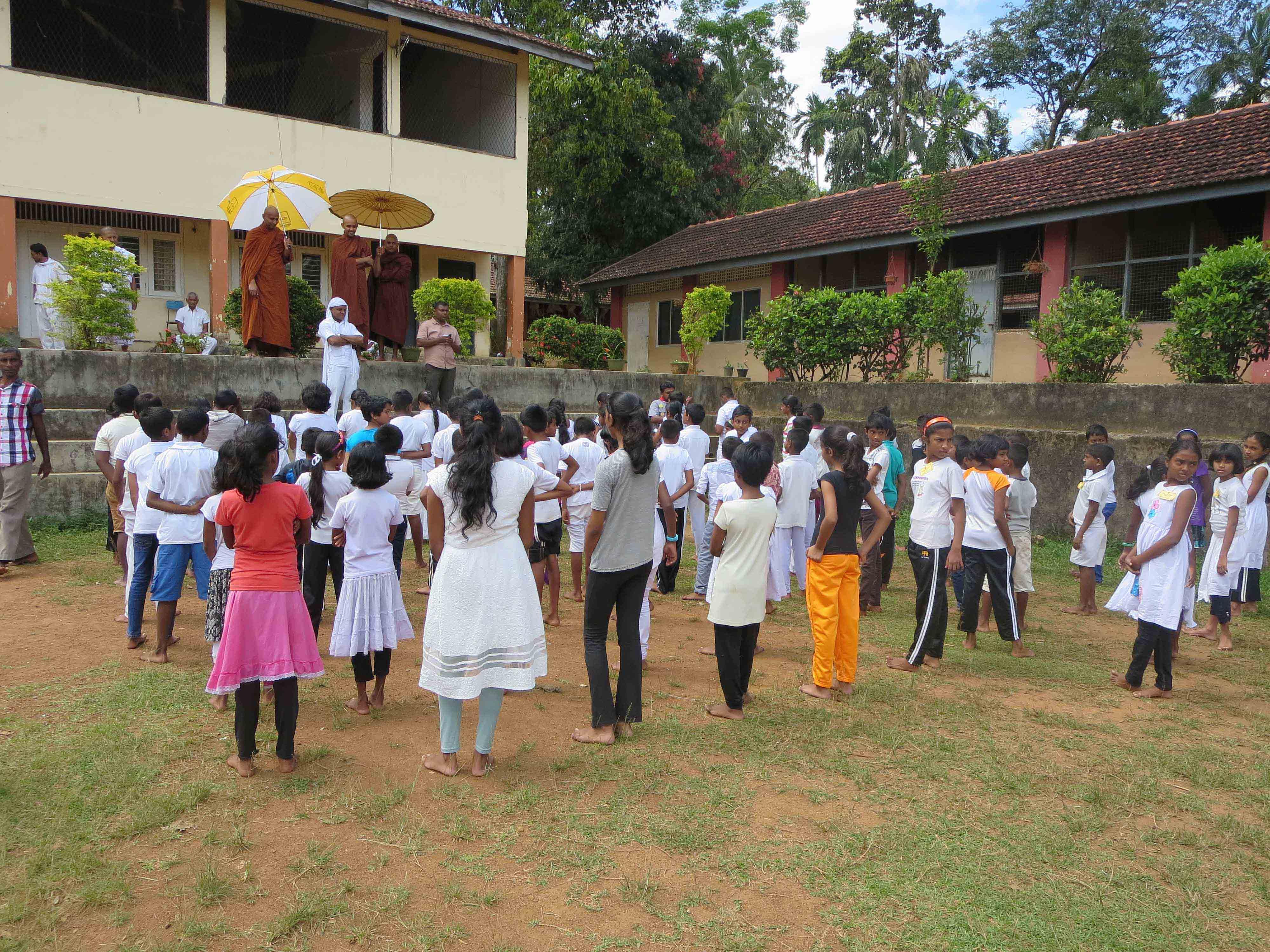 Sati Pasala Mindfulness Camp at Meethirigala Kanishta Vidyalaya-scouting activities (1)