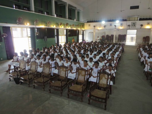 Devi Balika students introduced to Sati Pasala (30)