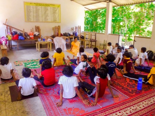 Sati Pasala Program at Sri Piyadassi Dhamma School, Kelimune, Mahakeliya (Kurunegala) (24)