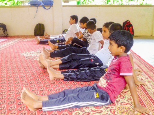 Sati Pasala Program at Sri Piyadassi Dhamma School, Kelimune, Mahakeliya (Kurunegala) (32)