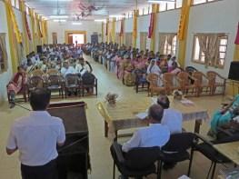 Sati Pasala moves to the Northern Province - Vavuniya (1)