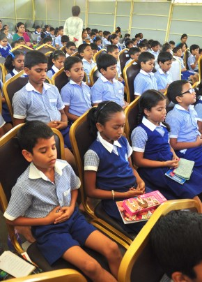 Sati Pasala visits Vidura College Primary on the 22nd & 28th September 2017 (14)